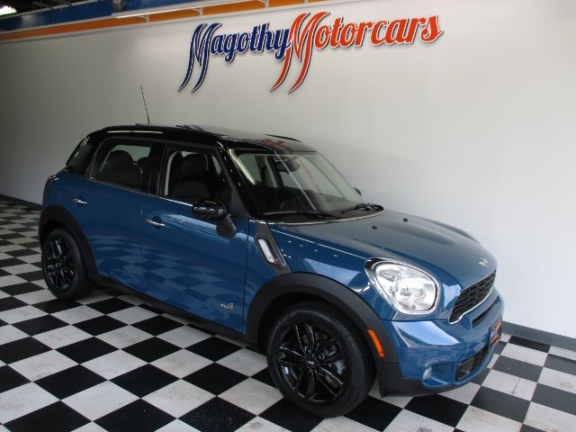 2012 MINI COUNTRYMAN S ALL4 73k miles Options 4WDAWD ABS Brakes Air Conditioning Alloy Wheels