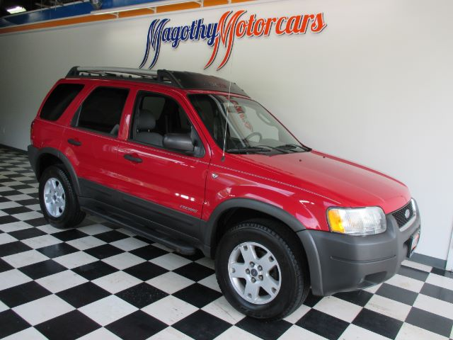 2002 FORD ESCAPE XLT PREMIUM 4WD 56k miles Options 4WDAWD ABS Brakes Air Conditioning Alloy W