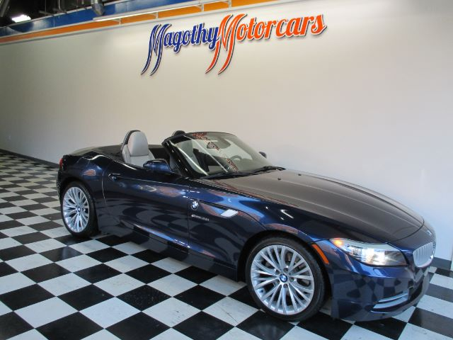 2009 BMW Z4 SDRIVE35I 80k miles Here is a very clean new BMW trade that has just arrived This Z4