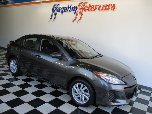 2012 MAZDA MAZDA3 I TOURING 4-DOOR 33k miles Here is a great running low mile local new car trad