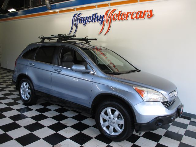 2008 HONDA CR-V EX-L 4WD AT 97k miles Here is a great running one owner local new car trade in
