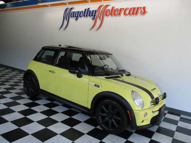 2003 MINI COOPER S 94k miles Here is a great running Mini S that has just arrived This car offers