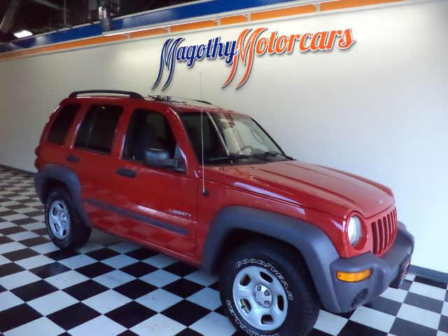 2004 JEEP LIBERTY SPORT 4WD 88k miles Here is a very clean local  one owner trade in that has jus