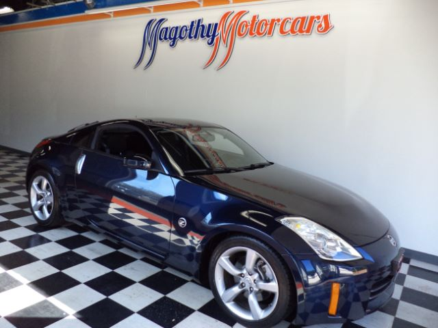 2008 NISSAN 350Z ENTHUSIAST COUPE 26k miles Here is a great running Very low mile  trade in Thi