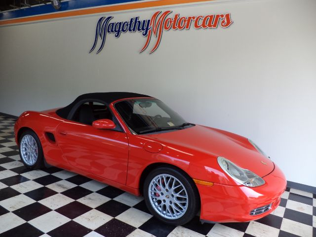 2000 PORSCHE BOXSTER S 74k miles Here is a very clean S Model that has just arrived The 6 speed ma