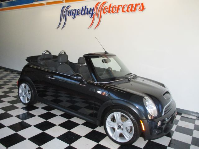 2008 MINI COOPER S CONVERTIBLE 74k miles Here is a great running S convertible that has just arri