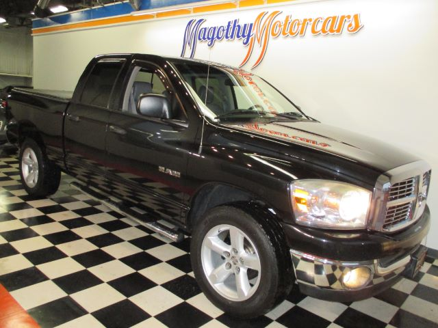 2008 DODGE RAM 1500 SLT QUAD CAB 4WD 115k miles Here is a great running Big Horn Edition that has