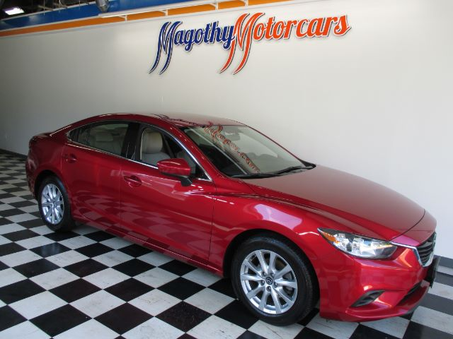2014 MAZDA MAZDA6 I SPORT AT 74k miles Here is a very clean one owner new BMW trade that just ar