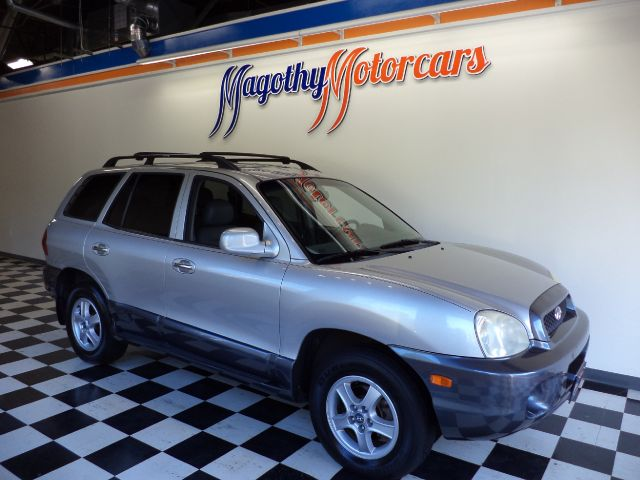 2004 HYUNDAI SANTA FE GLS 35L 4WD 63k miles Here is a great running AWD Santa Fe that has just arr
