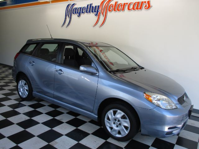 2004 TOYOTA MATRIX XR 4WD 93k miles Here is a great running local new car trade in that has just