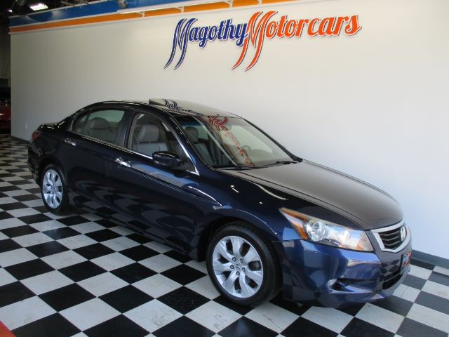 2009 HONDA ACCORD EX-L V-6 SEDAN AT 94k miles Here is a great running local new car trade that ju