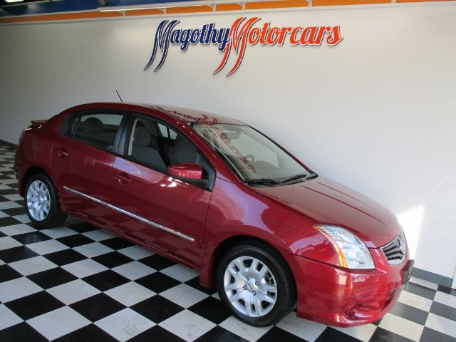 2012 NISSAN SENTRA 20 76k miles Here is a great running one owner local new car trade in that h