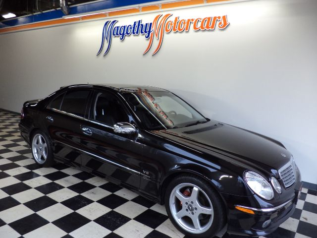 2005 MERCEDES-BENZ E-CLASS E500 124k miles Here is a very clean Mercedes that has just arrived Thi