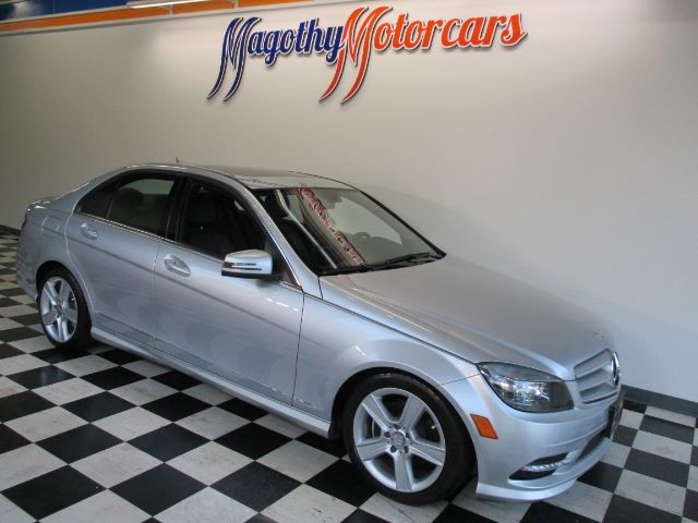 2011 MERCEDES-BENZ C-CLASS C300 4MATIC LUXURY SEDAN 98k miles Here is a great running local new B