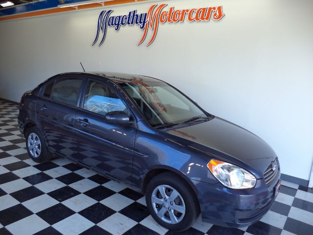 2010 HYUNDAI ACCENT GLS 4-DOOR 94k miles Here is a great running local new car trade in that has