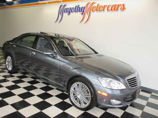 2008 MERCEDES-BENZ S-CLASS S550 96k miles Here truly is a very nice car that was used for a local