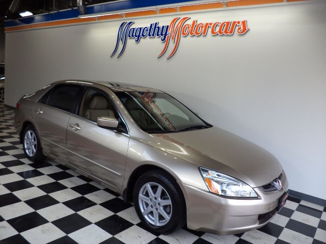2003 HONDA ACCORD EX V6 SEDAN AT 92k miles Here is a very clean new car trade in that has just arr