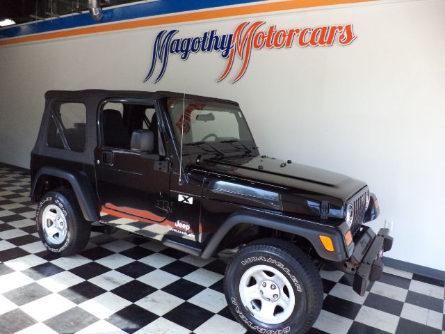 2006 JEEP WRANGLER X 51k miles Here is a super clean never offroad non smokers TJ This truck has