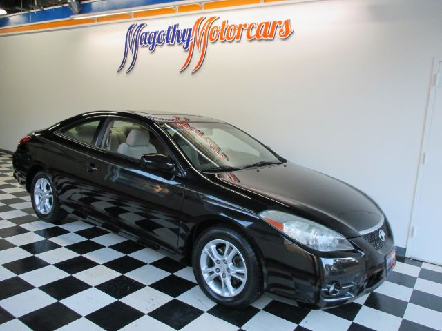 2007 TOYOTA CAMRY SOLARA SE 89k miles Here is a great running local new BMW trade in that has jus