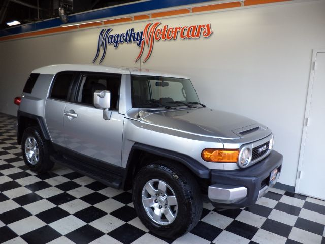 2007 TOYOTA FJ CRUISER 4WD AT 81k miles Here is a great running FJ that has just arrived This 4 wh
