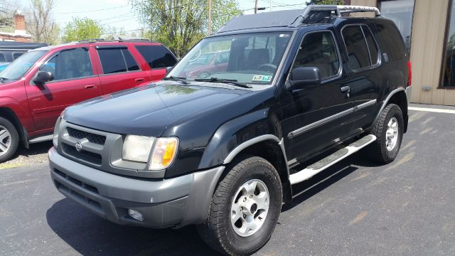 2001 Nissan Xterra XE 4WD at Rich Auto Sales