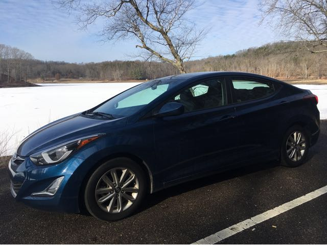 2015 Hyundai Elantra Sport 6AT at Rich Auto Sales