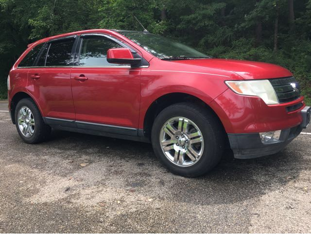 2007 Ford Edge SEL Plus AWD at Rich Auto Sales