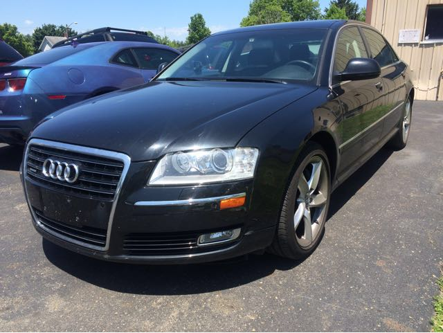 2009 Audi A8 L at Rich Auto Sales