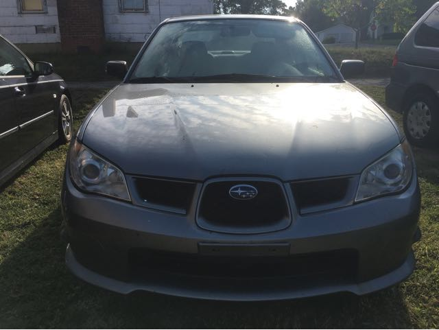 2007 Subaru Impreza 2.5i at Rich Auto Sales