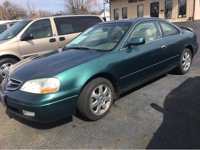 2002 Acura CL Coupe at Rich Auto Sales