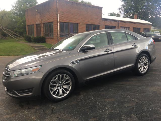 2013 Ford Taurus Limited FWD at Rich Auto Sales