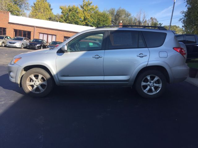 2010 Toyota RAV4 Limited I4 4WD at Rich Auto Sales