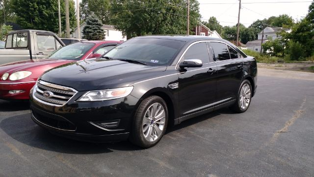 2011 Ford Taurus Limited AWD at Rich Auto Sales