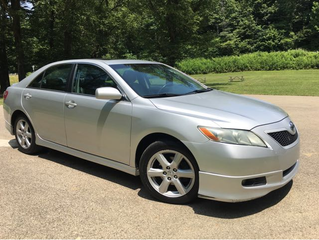 2009 Toyota Camry SE 5-Spd AT at Rich Auto Sales