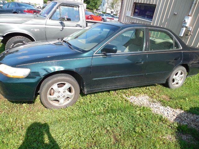 1998 Honda Accord EX sedan at Rich Auto Sales