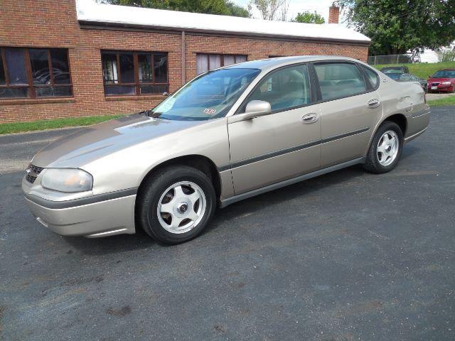 2003 Chevrolet Impala Base at Rich Auto Sales