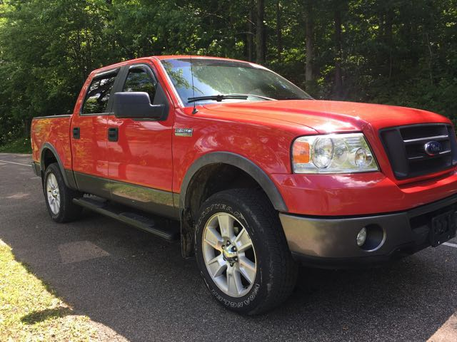2006 Ford F-150 FX4 SuperCrew at Rich Auto Sales