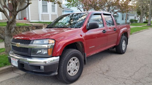 2005 Chevrolet Colorado LS Z71 Crew Cab 4WD w/1SE at Rich Auto Sales