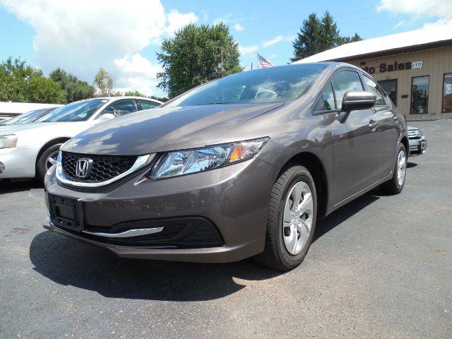 2014 Honda Civic LX Sedan CVT at Rich Auto Sales