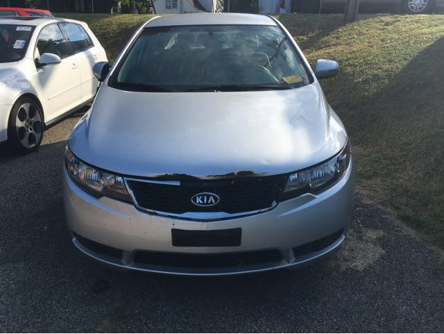 2012 Kia Forte 5-Door EX at Rich Auto Sales