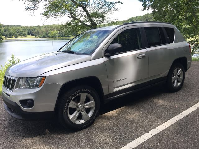 2011 Jeep Compass Sport 4WD at Rich Auto Sales