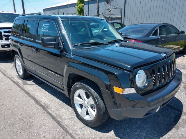 2015 Jeep Patriot Latitude 2WD for sale at Ideal Motorcars