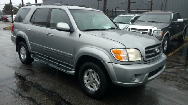 2003 Toyota Sequoia SR5 4WD for sale at Ideal Motorcars