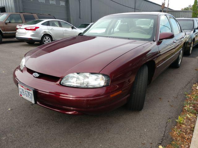 1997 Chevrolet Lumina LTZ Sedan
