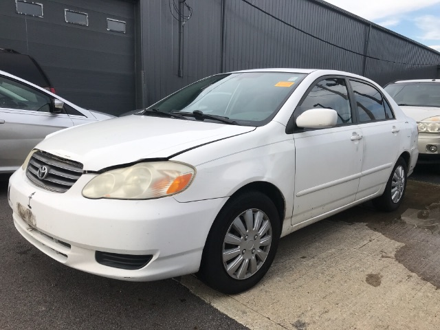 2004 Toyota Corolla LE for sale at Ideal Motorcars