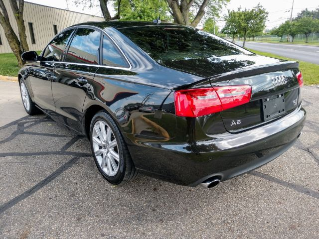 2014 Audi A6 3.0T quattro Tiptronic for sale at Ideal Motorcars