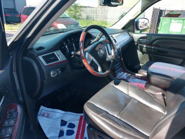 2008 Cadillac Escalade AWD for sale at Ideal Motorcars