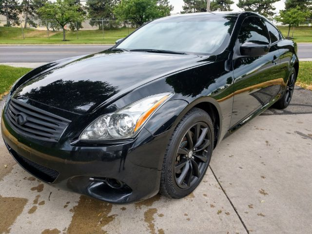 2012 Infiniti G Coupe x AWD for sale at Ideal Motorcars