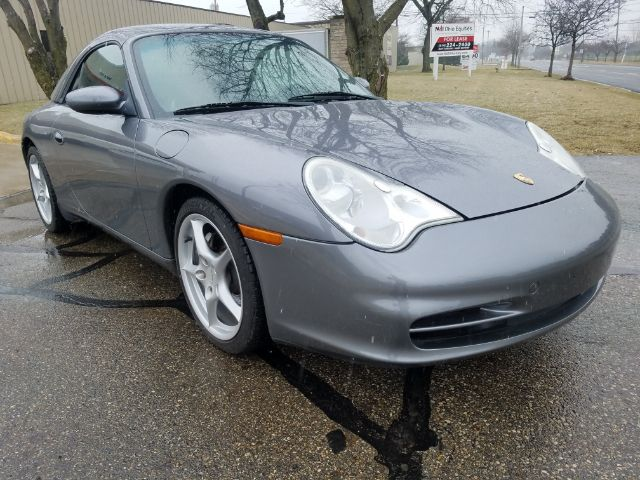 2002 Porsche 911 Carrera 4 Cabriolet for sale at Ideal Motorcars