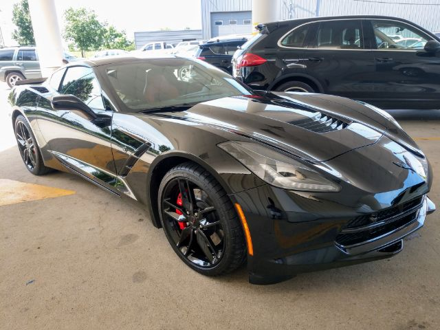 2017 Chevrolet Corvette Z51 2LT Coupe Manual for sale at Ideal Motorcars